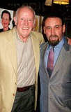 ANTONY SHER Photo - Richard Wilson and Sir Antony Sher at the Opening Night Party For the Broadway Production of Primo at Sardis in New York City on 07-11-2005 Photo by Henry McgeeGlobe Photos Inc 2005