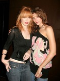 ANNE MARKLEY Photo - Ann Markley (americas Next Top Model) and Friend Arriving at Style  Sound a Case For a Cause at Marc Ecko Enterprises in New York City on 06-22-2005 Photo by Henry McgeeGlobe Photos Inc 2005