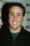 Adam Mesh Photo - Adam Mesh (Average Joe) Arriving at a Anniversary Celebration For Gotham and Los Angeles Confidential at Gotham Hall in New York City on February 5 2004 Photo by Henry McgeeGlobe Photos Inc 2004
