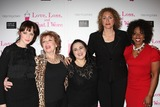 ANITA GILLETTE Photo - New York City  13th January 2011New cast members Alexis Bledel Anita Gillette Nikki Blonsky Judy Gold and Pauletta Washington at the party to celebrate the new cast of the Off-Broadway play Love Loss and What I Wore at B Smiths RestaurantPhoto by Adam Nemser-PHOTOlinknet