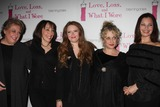Didi Conn Photo - NYC  030410New cast members Jayne Houdyshell Didi Conn Natasha Lyonne Carol Kane and Fran Drescher at the after party for the new cast of Off-Broadways Love Loss and What I Wore at MarseilleDigital Photo by Adam Nemser-PHOTOlinknet