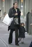 Annette Roque Photo - NYC  121005EXCLUSIVE Annette Roque Lauer (Matt Lauers wife) and kids on their way to the Scholastic Store in SOHODigital Photo by Adam Nemser-PHOTOlinknet