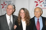 Norman Leer Photo - NYC  030805Honoree Henry Schleiff (Court TV) with Patti Smith and Norman Leer at PEOPLE FOR THE AMERICAN WAY FOUNDATION Awards Dinner at The Plaza HotelDigital Photo by Adam Nemser-PHOTOlinkorg