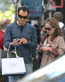 Giada De Laurentiis Photo - NYC  050507EXCLUSIVE Giada De Laurentiis and husband Todd Thompson shopping in SOHODigital Photo by Adam Nemser-PHOTOlinknet