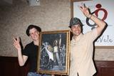 Gavin Creel Photo - Creel Swenson2243JPGNYC  080609Gavin Creel and Will Swenson (HAIR) at the unveiling of their caricature at Tonys Di Napoli RestaurantDigital Photo by Adam Nemser-PHOTOlinknet
