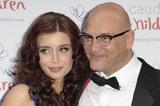 Greg Wallace Photo - May 15 2014 - London England UK - The Caudwell Children Butterfly Ball at The Grosvenor House HotelPictured Greg Wallace and Anne-Marie Sterpini