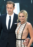 Margot Robbie Photo - July 5 2016 - Alexander Skarsgard and Margot Robbie attending The Legend Of Tarzan European Premiere at Odeon Leicester Square in London UK