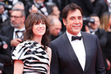 Charlotte Gainsbourg Photo - CANNES FRANCE - MAY 14 Javier Bardem and Charlotte Gainsbourg attend the opening ceremony and screening of The Dead Dont Die movie during the 72nd annual Cannes Film Festival on May 14 2019 in Cannes France(Photo by Laurent KoffelImageCollectcom)
