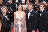 Annabelle Attanasio Photo - CANNES FRANCE - MAY 18 Annabelle Attanasio Camila Morrone and James Badge Dale attends the screening of Les Plus Belles Annees DUne Vie during the 72nd annual Cannes Film Festival on May 18 2019 in Cannes France(Photo by Laurent KoffelImageCollectcom)