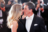 Antonio Banderas Photo - CANNES FRANCE - MAY 17 Antonio Banderas and Nicole Kimpel attend the screening of Pain And Glory (Dolor Y Gloria Douleur Et Gloire) during the 72nd annual Cannes Film Festival on May 17 2019 in Cannes France (Photo by Laurent KoffelImageCollectcom)