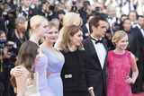 Addison Riecke Photo - CANNES FRANCE - MAY 24 (R-L) Angourie Rice Colin Farrell Nicole Kidman director Sofia Coppola Kirsten Dunst Elle Fanning Addison Riecke and Youree Henley attend the The Beguiled screening during the 70th annual Cannes Film Festival at Palais des Festivals on May 24 2017 in Cannes France (Photo by Laurent KoffelImageCollectcom)