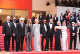 Selena Gomez Photo - CANNES FRANCE - MAY 14 (L-R) Bill Murray guest Director Jim Jarmusch Sara Driver Tilda Swinton Luka Sabbat Adam Driver Selena Gomez and Chloe Sevigny attend the opening ceremony and screening of The Dead Dont Die during the 72nd annual Cannes Film Festival on May 14 2019 in Cannes France (Photo by Laurent KoffelImageCollectcom)