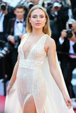 Kimberley Garner Photo - CANNES FRANCE - MAY 23 Kimberley Garner attends the screening of The Traitor during the 72nd annual Cannes Film Festival on May 23 2019 in Cannes France(Photo by Laurent KoffelImageCollectcom)