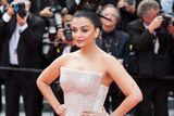 Aishwarya Ray Photo - CANNES FRANCE - MAY 13 Aishwarya Rai attends the screening of Sink Or Swim (Le Grand Bain) during the 71st annual Cannes Film Festival at Palais des Festivals on May 13 2018 in Cannes France(Photo by Laurent KoffelImageCollectcom)