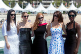 Marion Cotillard Photo - CANNES FRANCE - MAY 10 Penelope Cruz Marion Cotillard Jessica Chastain Lupita Nyongo and Fan Bingbing attend the photocall for 355 during the 71st annual Cannes Film Festival at Palais des Festivals on May 10 2018 in Cannes France(Photo by Laurent KoffelImageCollectcom)