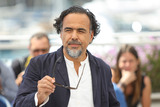The Jury Photo - CANNES FRANCE - MAY 14 President of the Main competition jury Alejandro Gonzalez Inarritu attends the Jury photocall during the 72nd annual Cannes Film Festival on May 14 2019 in Cannes France (Photo by Laurent KoffelImageCollectcom)