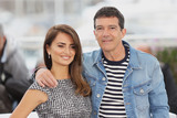 Antonio Banderas Photo - CANNES FRANCE - MAY 18 Antonio Banderas and Penelope Cruz attend the Pain And Glory (Dolor Y Gloria Douleur Et Gloire) photocall during the 72nd annual Cannes Film Festival on May 18 2019 in Cannes France(Photo by Laurent KoffelImageCollectcom)