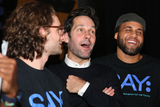 Paul Rudd Photo - NEW YORK - NOV 11 Paul Rudd (C) attends the 8th Annual Paul Rudd All-Star Benefit for SAY at Lucky Strike Lanes on November 11 2019 in New York City