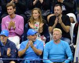 Boris Becker Photo - September 6 2016 New York CityJelena Djokovic and Boris Becker spectate on Day Nine of the 2016 US Open at the USTA Billie Jean King National Tennis Center on September 6 2016 in New York CityBy Line SolarACE PicturesACE Pictures IncTel 6467670430