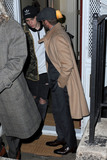 Anna Wintour Photo - February 8 2016 New York CityBrooklyn Beckham and David Beckham leaving a party held at the residence of Anna Wintour on February 8 2016 in New York CityCredit Kristin CallahanACE PicturesTel (646) 769 0430