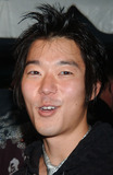 Aaron Yoo Photo - Actor Aaron Yoo arriving at the premiere of Perfect Stranger at the Ziegfeld Theatre in midtown Manhattan