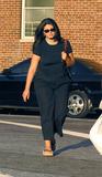 Monica Lewinsky Photo - Monica Lewinsky taking a stroll in West Village New York September 14 2002
