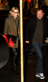Andrew Upton Photo - February 6 2014 New York CityActress Cate Blanchett and her husband Andrew Upton arriving at Philip Seymour Hoffmans wake on the Upper East Side on February 6 2014 in New York City