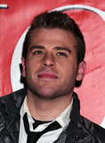 SCOTT EVANS Photo - Scott Evans arriving at the premiere of Confessions of a Shopaholic at the Ziegfeld Theatre on February 5 2009 in New York City