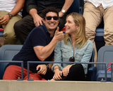 Jenny Mollen Photo - September 9 2016 New York CityJason Biggs and Jenny Mollen spectate on day 12 of the US Open Tennis Championships on September 8 2016 in New York CityBy Line SolarACE PicturesACE Pictures IncTel 6467670430