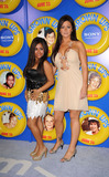 NICOLE FARLEY Photo - Nicole Polizzi (Snooki) and Nicole Farley (J-Woww) at the premiere of Grown Ups at the Ziegfeld theatre on June 23 2010 in New York City