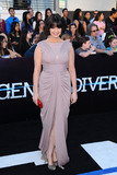Amy Newbold Photo - March 18 2014 LAAmy Newbold arriving at the Los Angeles premiere of Divergent at the Regency Bruin Theatre on March 18 2014 in Los Angeles California