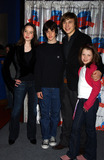 Anna Popplewell Photo - Anna Popplewell Skandar Keynes William Moseley and Georgie Henly at the cast appearance of Disney Pictures new film The Chonicles of Narnia held at Planet Hollywood