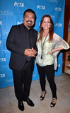 Maria Celeste Arraras Photo - December 11 2016 Ft LauderdaleGeorge Lopez and Maria Celeste Arraras appeared at a fundraising reception at South Floridas Sublime Restaurant  Bar on for PETA on December 11 2016 in Fort Lauderdale FloridaBy Line SolarACE PicturesACE Pictures IncTel 6467670430