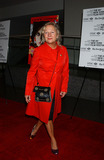 Agnes B Photo - French Designer Agnes b attends the Volver Film Premiere during the New York Film Festival