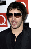 James Blunt Photo - James Blunt arriving at the Q Awards 2009 at the Grosvenor House Hotel on October 26 2009 in London England