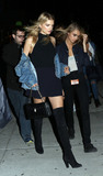 Cara Delevigne Photo - October 13 2016 New York CityLily Donaldson (L) and Cara Delevigne leaving the Bowery Ballroom on October 13 2016 in New York CityBy Line Philip VaughanACE PicturesACE Pictures IncTel 6467670430