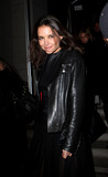 The Donnas Photo - February 10 2014 New York CityKatie Holmes arriving at the Donna Karan New York 30th Anniversary fashion show during Mercedes-Benz Fashion Week Fall 2014 on February 10 2014 in New York City