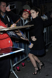 Ed Sullivan Photo - April 6 2016 New York CityAnna Kendrick exits the Ed Sullivan Theater after making an appearance on The Late Show with Stephen Colbert on April 6 2016 in New York CityCredit Kristin CallahanACE PicturesTel (646) 769 0430
