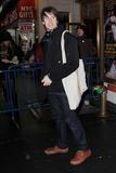 Josh Hamilton Photo - December 29 2012 New York City Josh Hamilton leaves The Music Box Theater after a performance of Dead Accounts on December 29 2012 in New York City