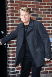 Joe Simpson Photo - Joe Simpson (father of actress Jessica Simpson) arriving at The Late Show with David Letterman on March 10 2010 in New York City