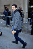 Amir Arison Photo - March 16 2016 New York CityActor Amir Arison from the TV show Jane wants a Boyfriend made an appearance at AOL on March 16 2016 in New York CityBy Line Curtis MeansACE PicturesACE Pictures Inctel 646 769 0430