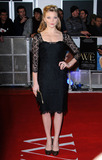 Natalie Dorma Photo - January 11 2012 LondonNatalie Dorma at the gala premiere of WE on January 11 2012 in London