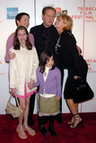 Dennie Gordon Photo - DARYL HAMMOND with family and DENNIE GORDON attending special screening of New York Minute during 2004 Tribeca Film Festival New York May 4 2004