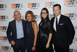 HODA KOTBE Photo - October 13 2016  New York CityMatt lauer Hoda Kotb Savannah Guthrie and Willie Geist attends the 54th New York Film Festival Jackie screening at Alice Tully Hall Lincoln Center on October 13 2016 in New York City Credit Kristin CallahanACE PicturesTel 646 769 0430