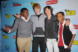 Adam Hicks Photo - Doc Shaw Adam Hicks Leo Howard and Tyrel Jackson Williams attend the 2012-13 Disney Channel Worldwide Kids Upfront at the Hard Rock Cafe in Times Square on March 13 2012  in New York City
