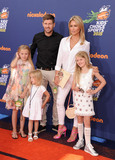 Alex Gerrard Photo - July 16 2015 LAAlex Gerrard Lilly-Ella Gerrard Lexie Gerrard Lourdes Gerrard Steven Gerrard arriving at the Nickelodeon Kids Choice Sports Awards 2015 at UCLAs Pauley Pavilion on July 16 2015 in Westwood CaliforniaBy Line Peter WestACE PicturesACE Pictures Inctel 646 769 0430