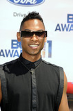 Singer Miguel Photo - Singer Miguel arriving at the BET Awards 11 held at the Shrine Auditorium on June 26 2011 in Los Angeles California