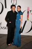 AHN DUONG Photo - Designer Isaac Mizrahi  and Ahn Duong attend the 2008 CFDA Fashion Awards held at the New York Public Library