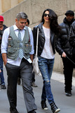 Amal Clooney Photo - April 12 2015 New York CityAmal Clooney joined her hsuband George Clooney on the downtown set of his new movie Money Monster on April 12 2015 in New York CityBy Line Nancy RiveraACE PicturesACE Pictures Inctel 646 769 0430