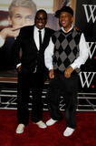 Andre Harrell Photo - Andre Harrell and Russell Simmons attends the W New York Premiere held at the Ziegfeld Theater on October 14 2008 in New York City